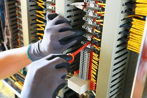 Rękawice na dłoniach